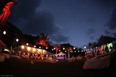 Kualoa Ranch Wedding   Kualoa Ranch -- a lovely wedding