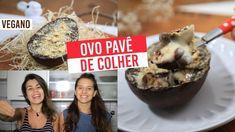 OVO PAVÊ DE COLHER | CREMOSO & VEGANO | TNM Vegg