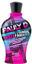 Devoted Creations Pauly D InstaFamous Tanning Lotion.  Dark Tanning Bronzer.