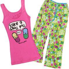 Girls Zebra Pajamas / Pajamas for Girls / Animal Print ...