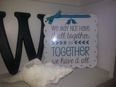 Together we have it all! Uppercase Living Vinyl
