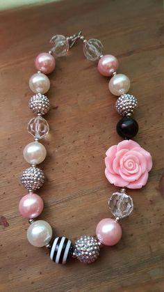 Items similar to Bubblegum necklace on Etsy made accessories necklace Items similar to Bubblegum necklace on Etsy Kids Jewelry, Cute Jewelry, Bridal Jewelry, Jewelry Crafts, Gemstone Jewelry, Beaded Jewelry, Chunky Bead Necklaces, Bubble Necklaces, Girls Necklaces