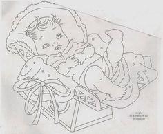 PINTURAS MEIRE: riscos infantis