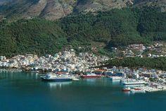 Igoumenitsa, Epirus