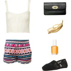 Pattern, created by aolcese on Polyvore
