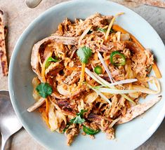 This Sri Lankan dish uses leftover roast lamb, curry spices and flatbreads, fried together with egg and veggies in a delicious coconut-y supper for two Lamb Recipes, Roast Recipes, Bbc Good Food Recipes, Cooking Recipes, Leftover Roast Lamb, Lamb Roast Recipe, Roti Recipe, Lamb Curry, Grilled Lamb