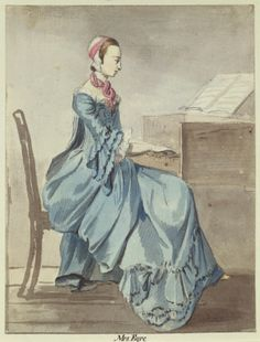Mrs. Eyre | Royal Collection Trust