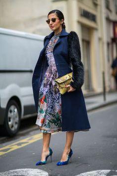 Os melhores looks das convidadas da Semana de Moda de Paris | MdeMulher