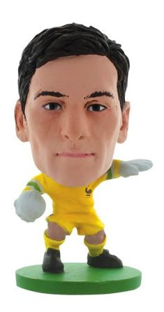 Soccerstarz France Hugo Lloris Toy Football Figurines Figures Soccer Official -- Visit the image link more details. Note:It is affiliate link to Amazon.