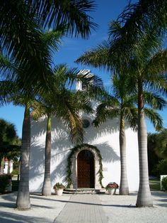 Our Lady of Mercy Catholic Church in Boca Grande, FL...most amazing mass ever!