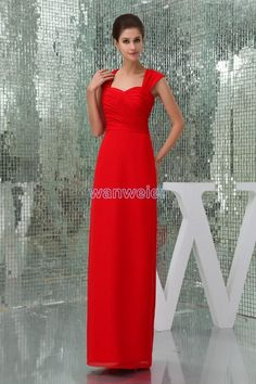 Wholesale Designer Occasion Dresses - Buy 2015 New Sexy Red Sweetheart Evening Party Dresses Portrait Floor Length Pleats Piping Prom Gowns, $99.48 | DHgate.com