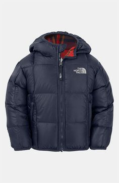 The North Face 'Moondoggy' Down Jacket (Toddler) available at #Nordstrom