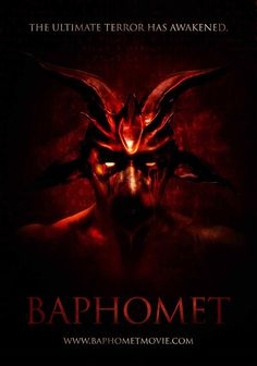 New Demon Movie 'Baphomet (2015)' Poster