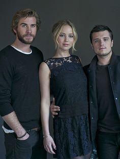 Jennifer Lawrence Did What Before Kissing Liam Hemsworth? http://www.people.com/article/jennifer-lawrence-liam-hemsworth-kiss-hunger-games