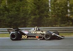 ... Hunt - Wolf WR7 - Zolder - 1979 Belgian Grand Prix by Karting Nord
