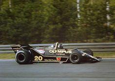 James Hunt - Wolf WR7 - Zolder - 1979 Belgian Grand Prix
