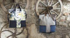 www.maggiociondolo.eu Throw Pillows, Self, Drop Cloths, Scrappy Quilts, Totes, Bedspreads