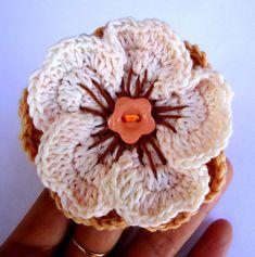 Blog sobre crochet e trabalhos manuais