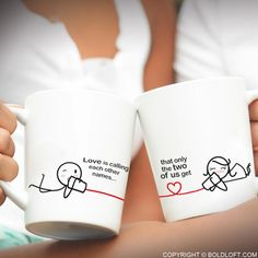 Between You & Me Couple Coffee Mugs-BoldLoft offers novelty coffee mugs for couples. For those time you want to be reminded for your love, BoldLoft his and her wedding coffee mugs are the ideal and unique gifts for him, her, couples, boyfriend, girlfriend, husband, and wife plus anniversary, wedding, Valentine, and engagement.