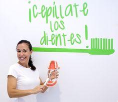 Cepíllate los #dientes! Odontopediatría - Clínica Dental Identis Valencia