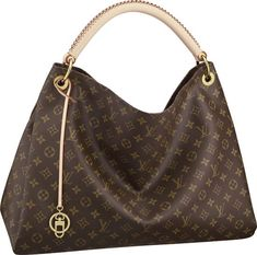 Louis Vuitton Artsy MM - my newest purchase!