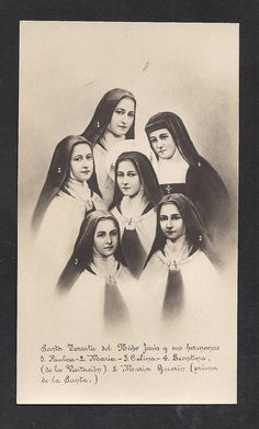 St. Therese and her sisters