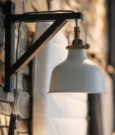 The lamp in the style loft with his own hands #interior #decotation #DIY