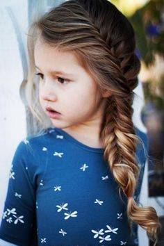 If your kid is girl you need to be extra careful about your kid's hairstyle. Maximum parents want to have long hair of their girl kids. It will make your kid to look prettier and more adorable. But it is quite difficult to manage their long hair. That is why you should know proper kid's hairstyle and also need extra care for your kids outlook #KidsNails
