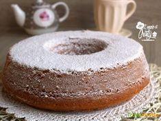 CIAMBELLA AL LATTE SOFFICISSIMA #ricette #food #recipes