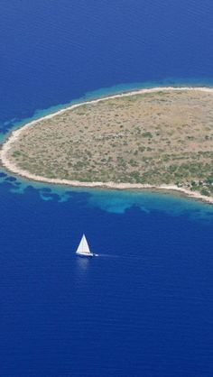 Kornati Island National Park, Croatia