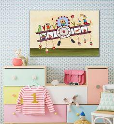 Bilder - Bild auf Leinwand - ein Designerstück von Ortons bei DaWanda Designer, Kids Rugs, Home Decor, Wall Canvas, Decoration Home, Kid Friendly Rugs, Room Decor, Interior Decorating