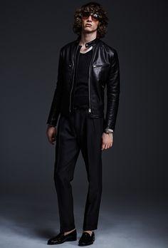 Tom Ford Menswear Spring Summer 2017