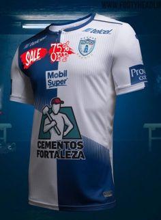 fecf5cad6e733 Club Pachuca 2018-19 Top Home Jersey  M556  Camisetas De Fútbol