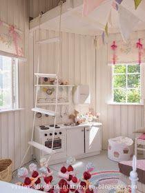 Sisustamista, puutarhanhoitoa, rakentamista, käsitöitä ja lapsiperheen elämää huvikumpumaiseen huvilatyyliin.
