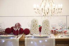 inspiração mesa posta, flores mesa posta, como colocar a mesa, we share ideias