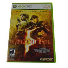 Juego XBox 360 Resident Evil Gold Edition Original - Juegos de Consola - TV, Consolas y Juegos - Tecnología - Sensacional