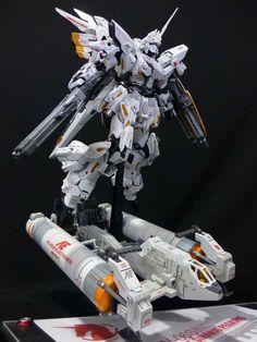 Sinanju Pegasus Prototype