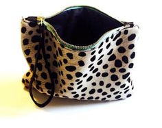 Leather Clutch bag Leather Purse Evening Bag by tovisorgaboutique