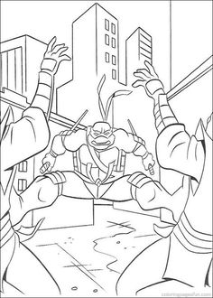 coloring page Ninja Turtles on Kids-n-Fun. Coloring pages of Ninja Turtles on Kids-n-Fun. More than coloring pages. At Kids-n-Fun you will always find the nicest coloring pages first! Ninja Turtle Coloring Pages, Cartoon Coloring Pages, Coloring Book Pages, Teenage Mutant Ninja Turtles, Turtle Images, Free Printable Coloring Pages, Free Printables, Cartoon Shows, Ninja Turtles