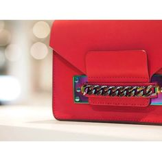 Sophie Hulme's Chain Mini Envelope Bag * Life's too short to carry ugly bags * The Inner Interiorista