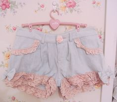 e7ad9b5f8a8 Untitled. Cute ShortsFrilly ShortsDenim ...