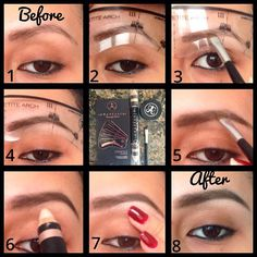 Perfect brows in 3 minutes or even less