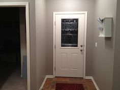 Sherwin Williams Mega Greige SW 7031 Really Nice Neutral For About Anywhere I Love My Entryway So Much More