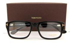 42ad7550e3 Brand New Tom Ford Eyeglasses Frames 5253 001 BLACK for Men Women 100%  Authentic. Amy Lemke Eddy · Eyeglasses · Vintage Cazal ...
