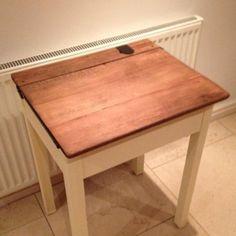Vintage School Desk for Child | Inspiration, Vintage desks and ...