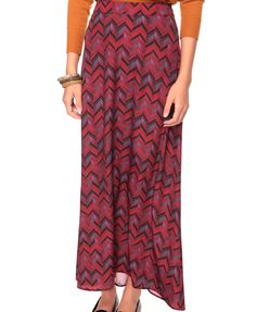 great maxi. love the pattern.