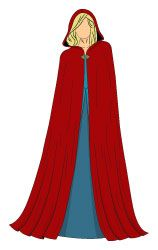Long Hooded Cape Sewing Pattern - Laura Marsh Sewing Patterns