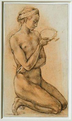 Michaelangelo Sketch