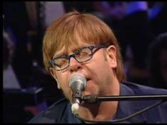 Elton John - Dont let the sun go down on me live/ I dedicate this to my friend Shawn McCorristin 1969 - 1990