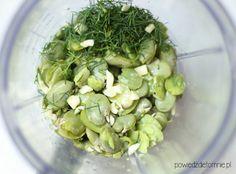 dietetyczna pasta kanapkowa z bobu Sprouts, Bob, Pasta, Vegetables, Bob Cuts, Vegetable Recipes, Bob Sleigh, Veggies, Pasta Recipes